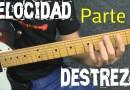 ejercicios guitarra velocidad y destreza