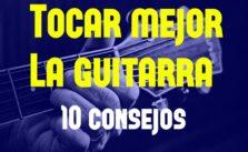 como tocar mejor la guitarra portada
