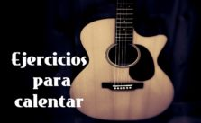ejercicios de guitarra para calentar portada