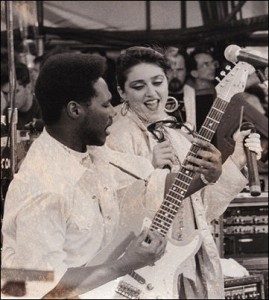 Nile Rodgers_Madonna