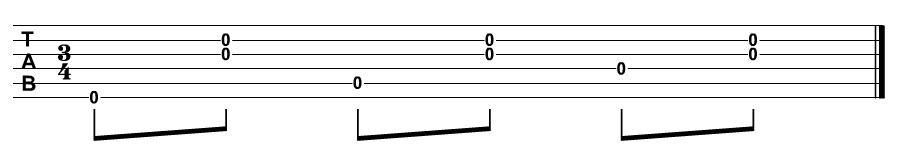 arpegios para guitarra avanzados 2