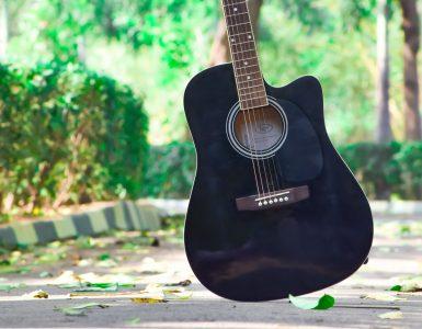 las partes de la guitarra portada