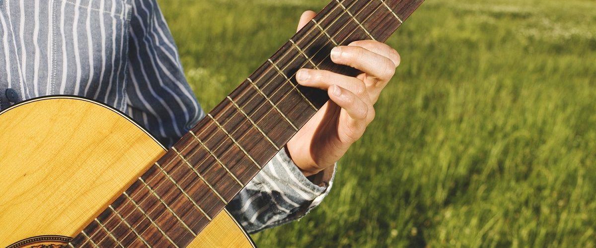 punteos con guitarra portada